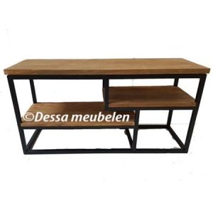 teak-met-ijzer-tv-dressoir-bien40